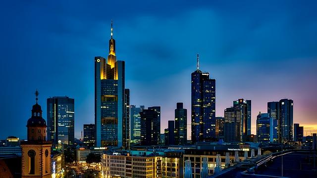 Abbildung von Frankfurt