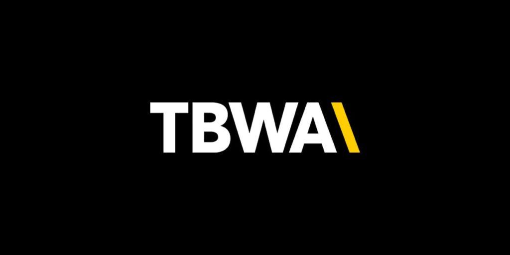 Logo von TBWA