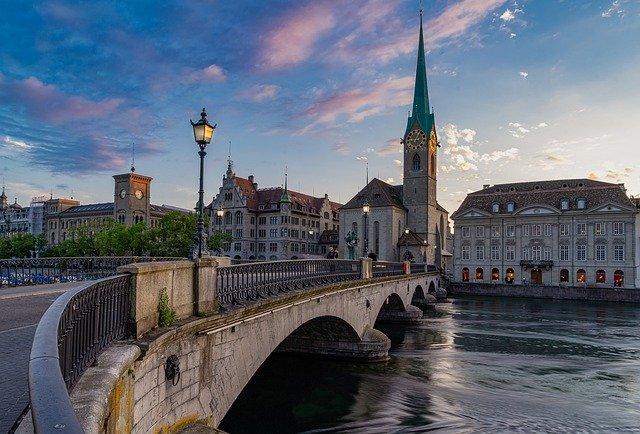 Abbildung von Zürich