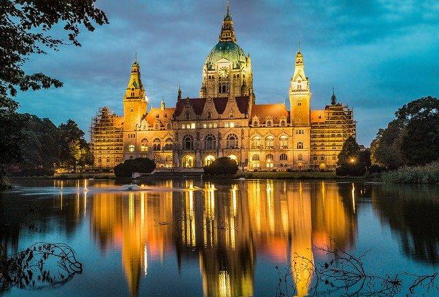 Abbildung von Hannover