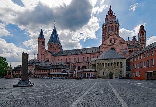 Abbildung von Mainz.